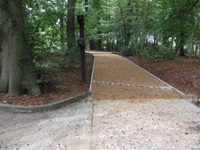 Chinnor Hill - Finished Driveway
