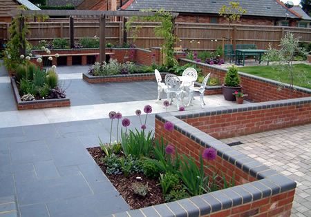 Landscaping and Garden Design in Buckinghamshire Oxfordshire